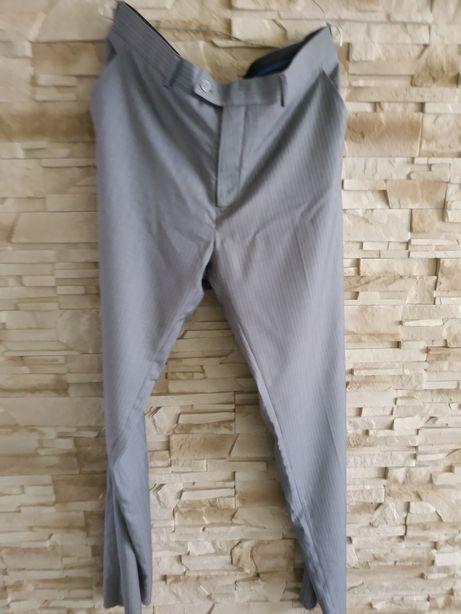 Nowe spodnie garniturowe meskie roz 48