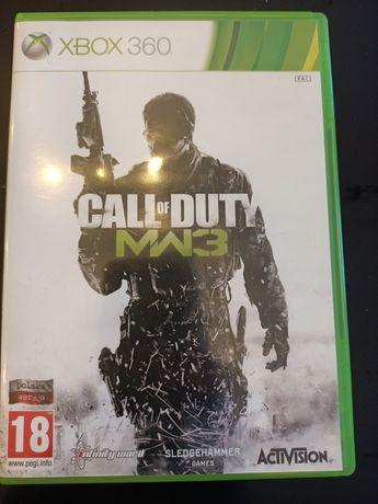 Call of duty MW3 PL Xbox 360