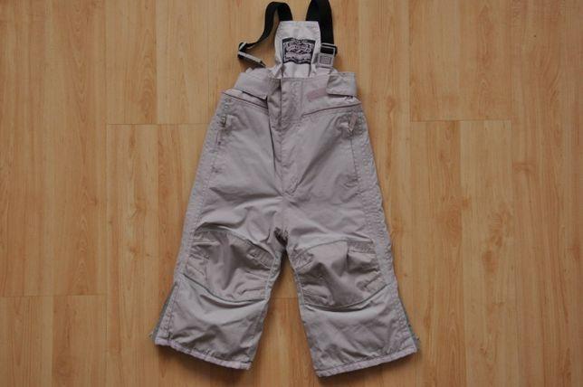 Spodnie zimowe 86/92