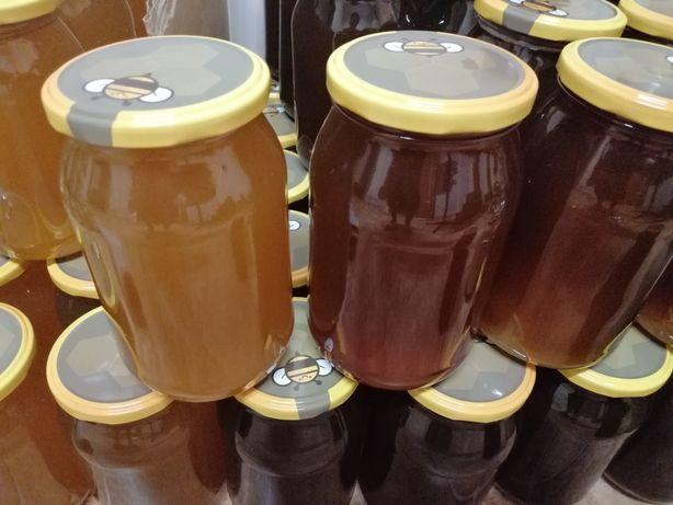 Miód lipowy  faceliowy od pszczelarza z dostawą