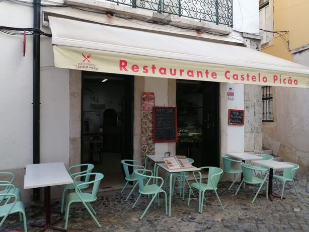 Trespasse Restaurante Alfama