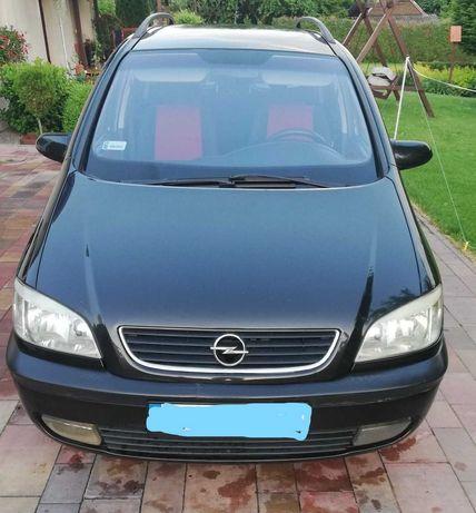 Opel Zafira 2001 2.0