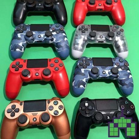 Плейстейшен Wireless Controller - DualShock 4 PS4 / Джойстик. Геймпад