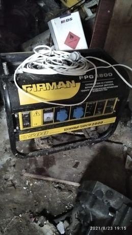 Генератор бензиновый Firman 2800