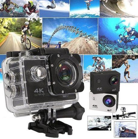 Action Camera, WiFi, экшн камера GoPro 4K, как авторегистратор