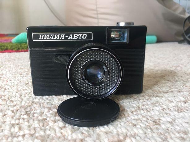 Пленочный фотоаппарат Вилия-авто