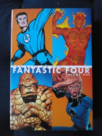 Best Of Fantastic Four Vol 1 OHC