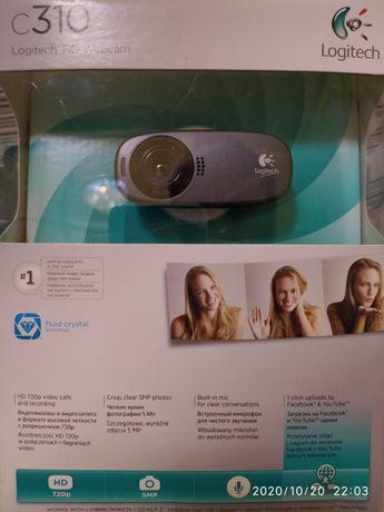 Продам Веб-камера Logitech HD Webcam C310