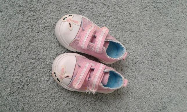 Buty dziewczęce, trampki Cool club 20