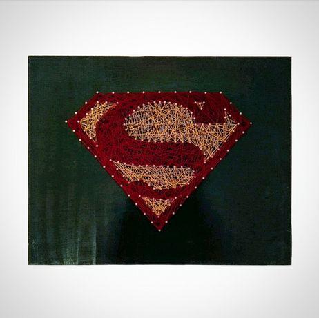 Super-homem | Superman Quadro - DC Comics