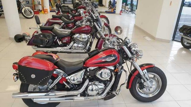 piękne ZOBACZ Suzuki vz 800 marauder 2000r 21000km 2 lata gwarancji