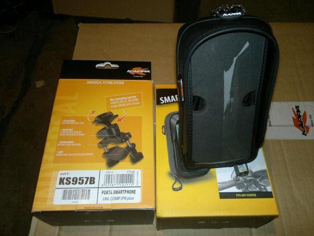 S957B uchwyt na GPS / Smartphone ( Kappa KS957B ) motocyklowy