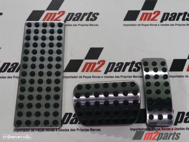 Pedais AMG cx. auto. Cor Unica MERCEDES-BENZ Classe A/MERCEDES-BENZ CLA/MERCEDES...
