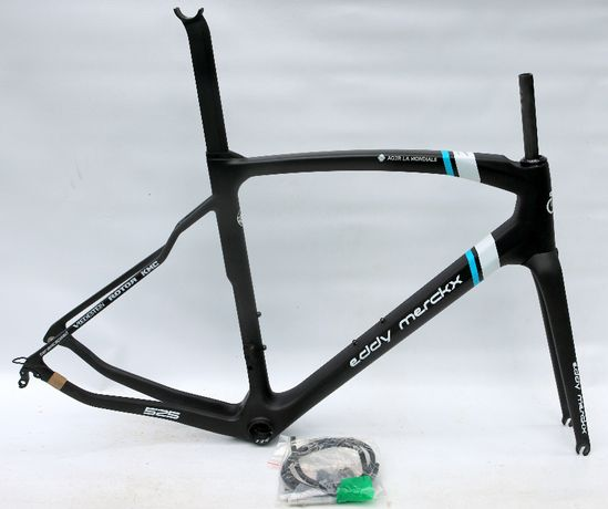 Rama szosowa EDDY MERCKX 525 CALIPER 2020r, S, karbon, frameset 1,53kg