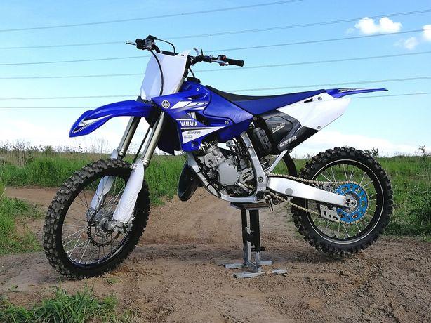 Yamaha YZ 125 17 Gdańsk sx 125 60mh