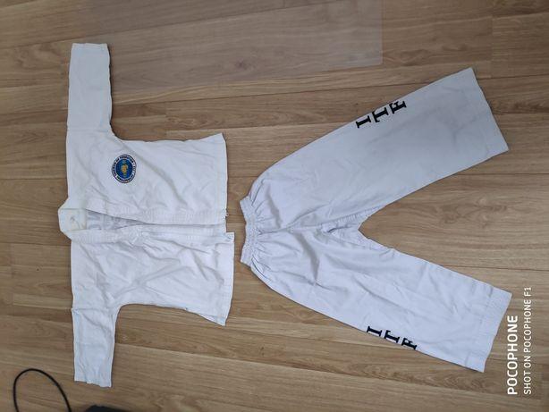 2 Stroje/Doboki/Kimona do Taekwondo