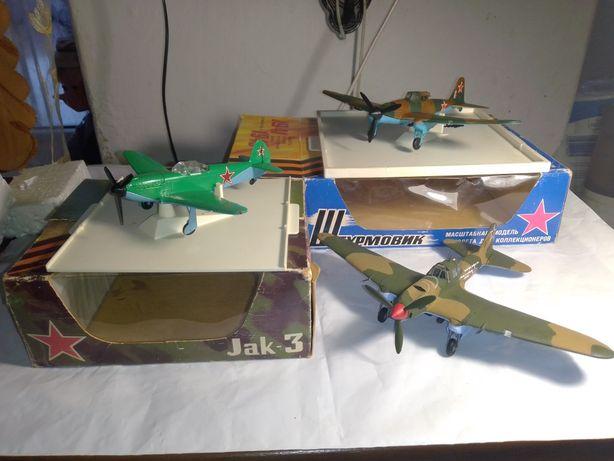 Самолёты советские