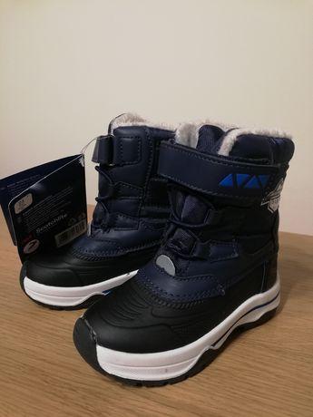 Nowe buty zimowe lupilu 23 śniegowce