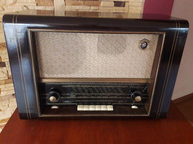Radio lampowe Undine Super  EAW-7695 E Sprawne