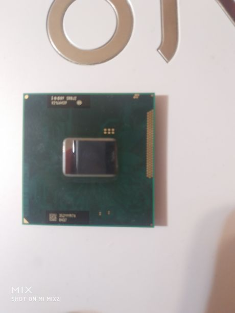 Процессор Intel® Pentium® B970