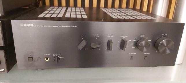 Amplificador Integrado Yamaha