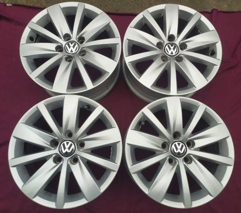 Литые диски Литі діски VW Passat Golf B7 R16 5x112 ET45 VAG SKODA AUDI Житомир - изображение 1