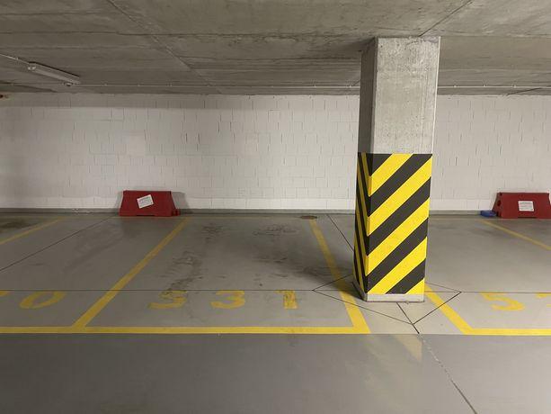 Wynajmę  miejsce w garażu podziemnym Pokorna 2/Murano