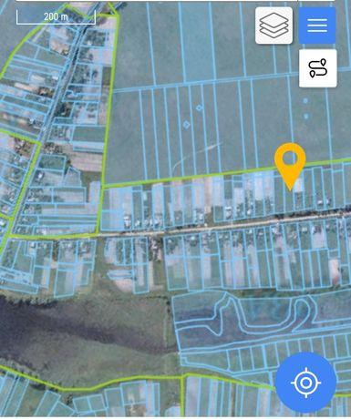 Продам земельну ділянку 25 соток. Село Липівка, вулиця Садова 35