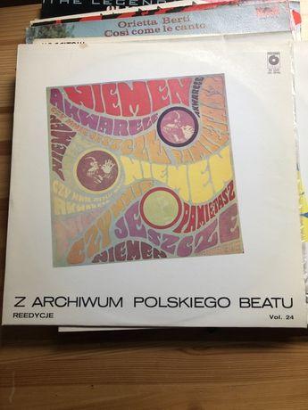 Płyta winylowa Z archiwum polskiego beatu Czesław Niemen i Akwarele