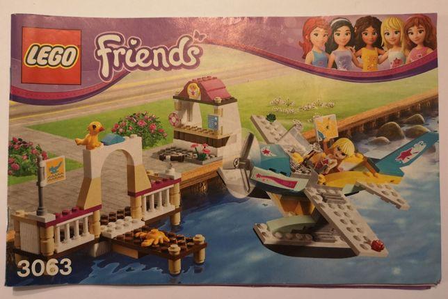 LEGO Friends 3063 - Klub lotniczy w Heartlake