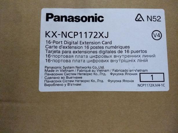 Плата расширения PANASONIC KX-NCP1172XJ