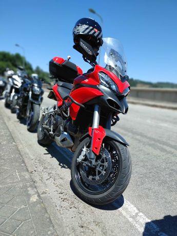 Vendo Ducati Multistrada 1200S dAir 2014 como nova