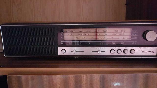 Sprzedam stare radio Unitra PRL