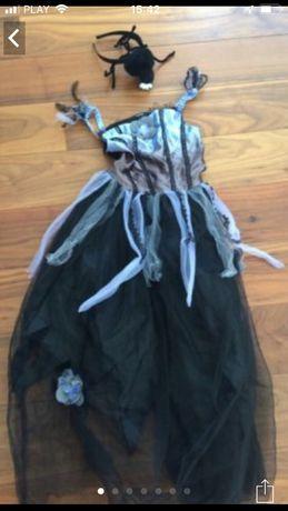Sukienka przebranie księżniczki Drakuli