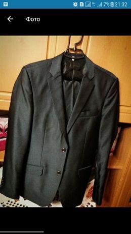 Чоловічий костюм піджак брюки