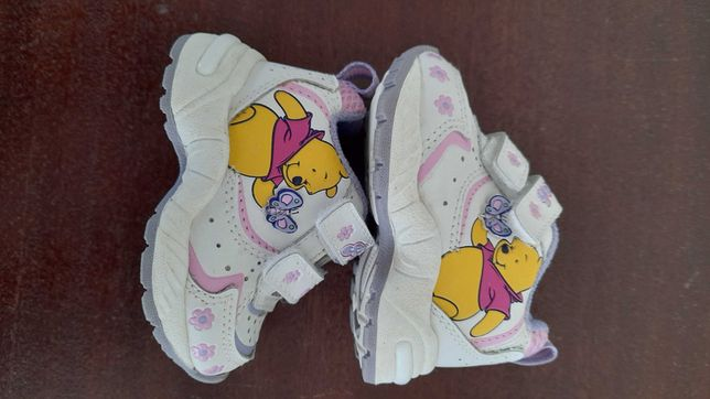 Sapatilhas Winnie de Pooh