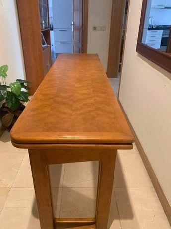 Mesa de jantar/aparador Cerejeira