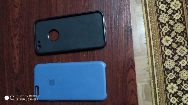Iphone6s два бампера
