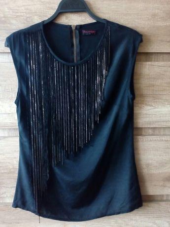 Bluzeczka Miss Selfridge XS/S łańcuszki