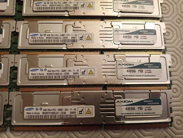 Memoria SAMSUNG Para Servidor M395T5160CZ4-CE66 4 Gb