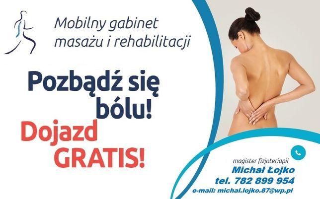 Rehabilitacja/Masaż (Z Dojazdem Do Pacjenta !)