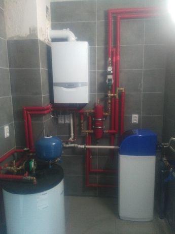 Hydraulik wod-kan-co-gaz