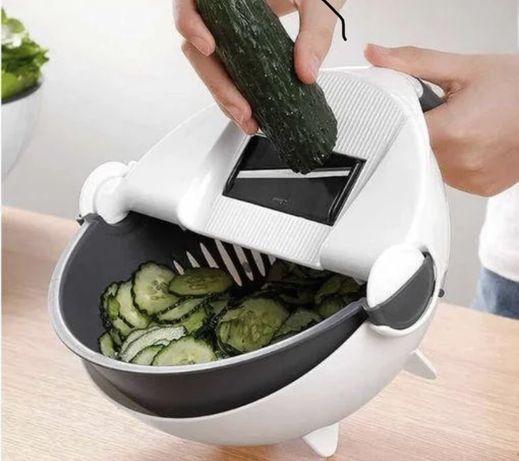 Мультислайсер для овочів і фруктів Basket Vegetable Овочерізка, фрукто