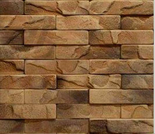 Гипсовая плитка. Декоративный камень/плитка