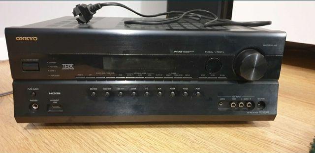 Onkyo TX-SR608 + głośniki 5.1