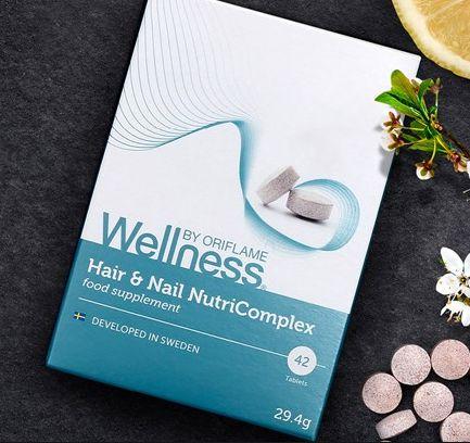 Wellness Hair&Nail kompleks odżywczy do włosów i paznokci okazja