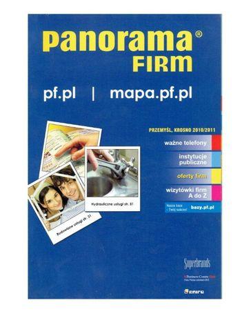 Panorama firm Przemyśl, Krosno 2010/2011 rok Eniro