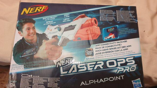 Лазерный бластер нерф Nerf Laser Ops Pro AlphaPoint