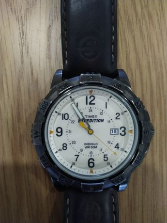Relógio Timex Expedition Indiglo WR 50M