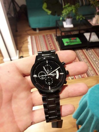 Elegancki zegarek męski na prezent. Nowy.